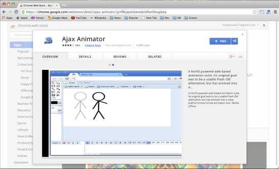 ajax-animation