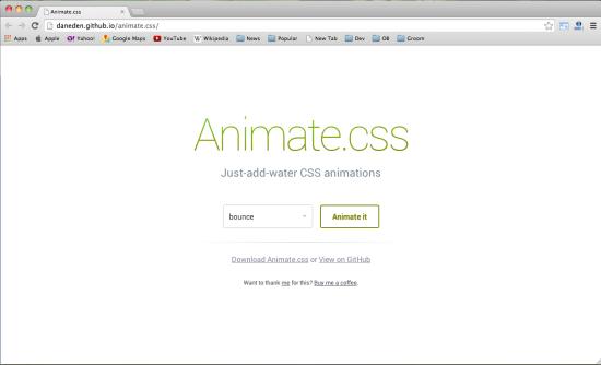 animatecss