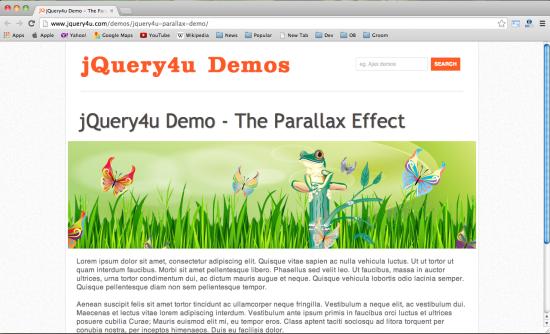 jquery-scroll-paralex