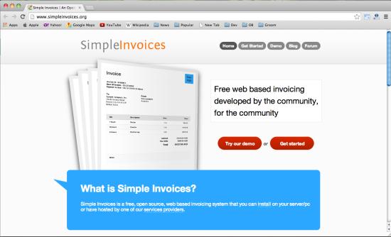 simpleinvoice