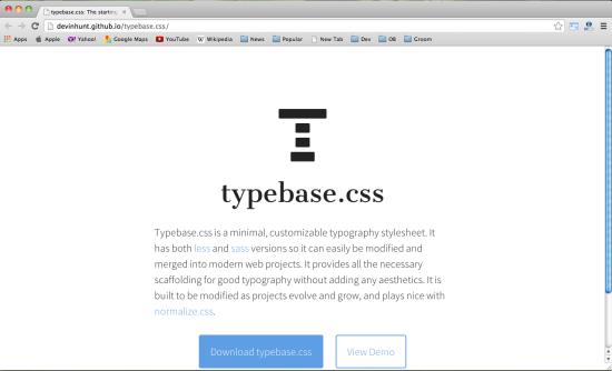 typebase