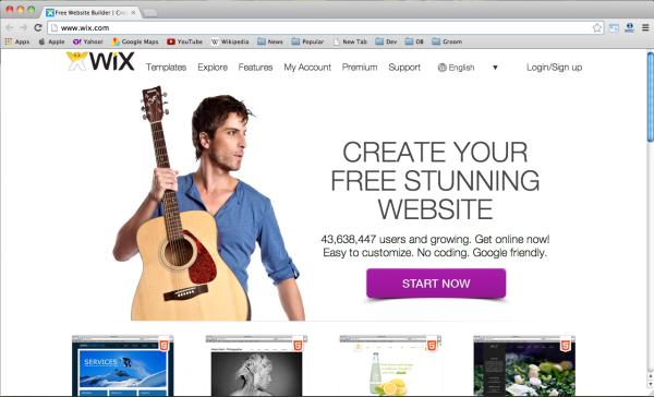 website-builder-wix