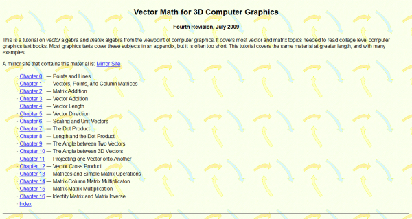 Vector_Math_Tutorial_for_3D_Computer_Graphic