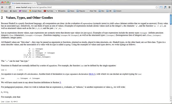 haskell-online-programming-books
