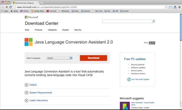 java-language-conversion-assistent