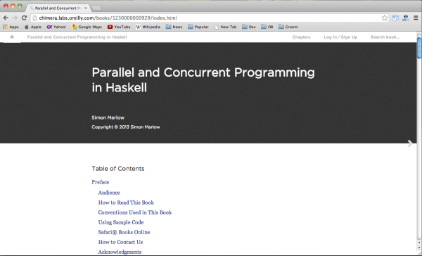 best online haskell book - programming-haskell