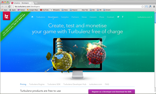 Best HTML5 and javascript game engine Library - turbulenze