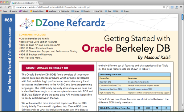 best free cheat sheets for designers and developers - oracledb