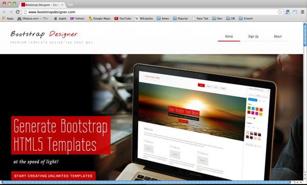 Best bootstrap tools for web designers-bootstrapdesigner