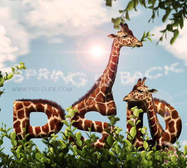 giraffe-leather-skin