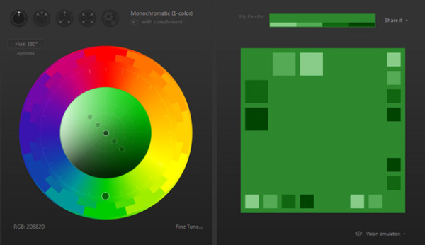 best freebies for web designers of year 2014- css-colorguard