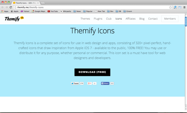 best freebies for web designers of year 20140 - themfiy-icons