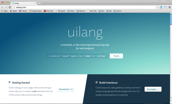fresh tool for designers and developers of october 2014 - uilang