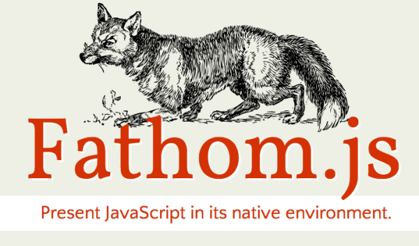 top best html5 and javascript presentation framework - fathomjs