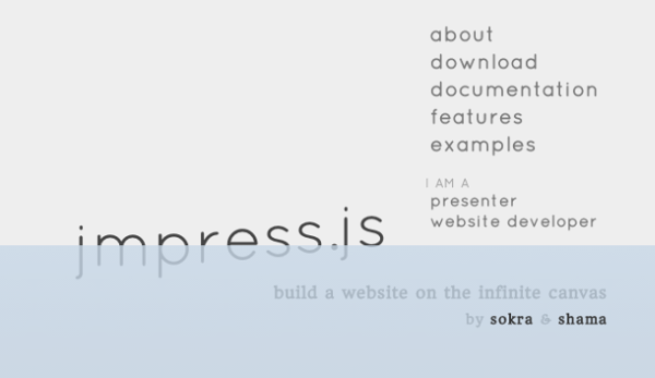 top best html5 and javascript presentation framework - jmpressjs