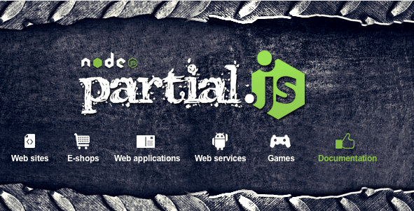 best Node.js MVC frameworks for javascript - partialjs