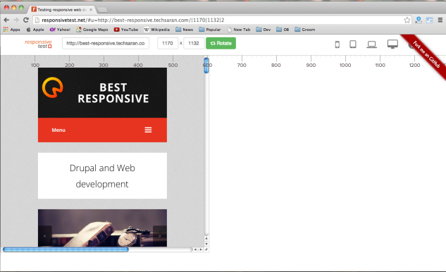 best responsive drupal theme
