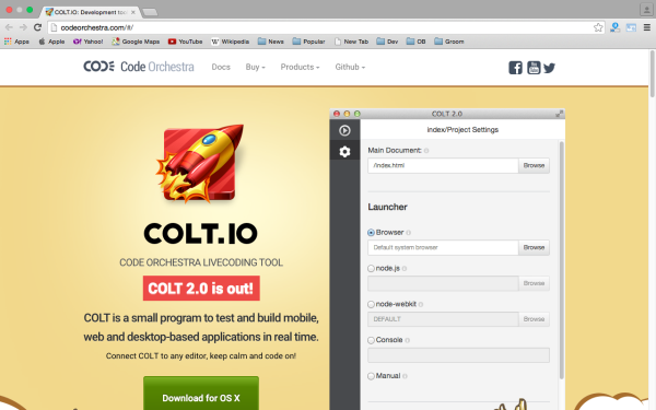 best angularJS tools for web developers for 2015 - colt