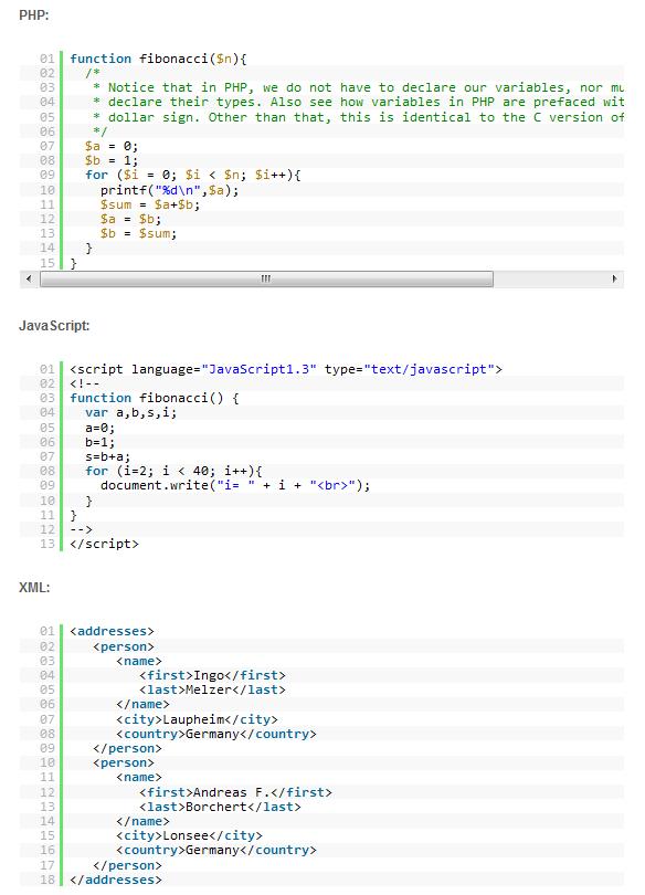 best syntax highlighter wordpress plugins 2015 - compress