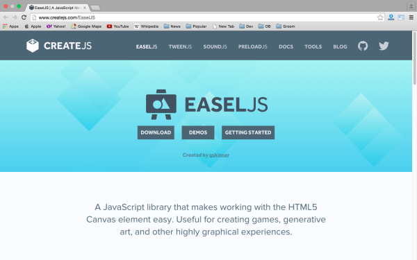 best HTML5 Animation Tools for designers  createjs