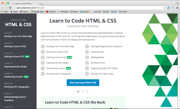 best online resources for learning programming - learn-code