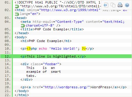 best syntax highlighter wordpress plugins 2015 - syntaxhighlighter