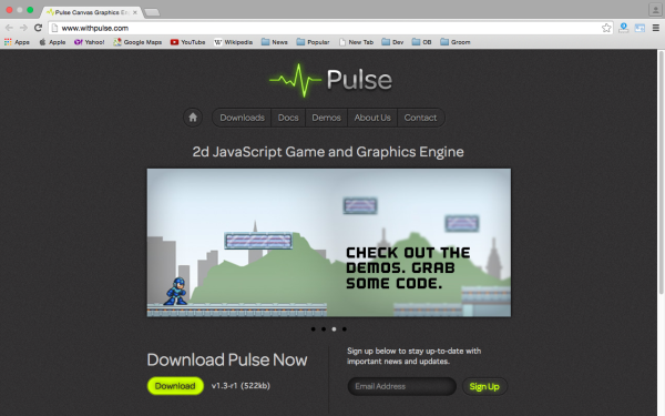 best HTML5 and javascript game engine libraries  withpluse