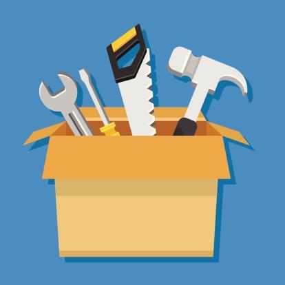 mobile app toolbox