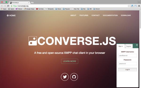 best fresh web development tools for march 2015 - conversjs