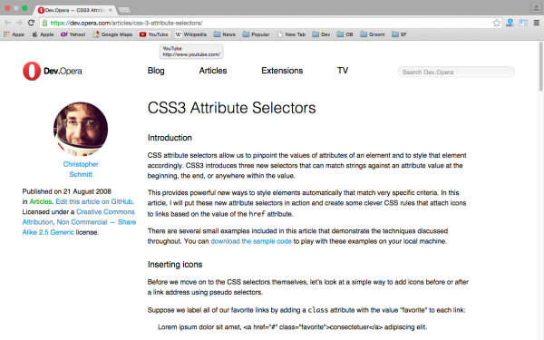 best way to learn CSS3 online - css3-attribute