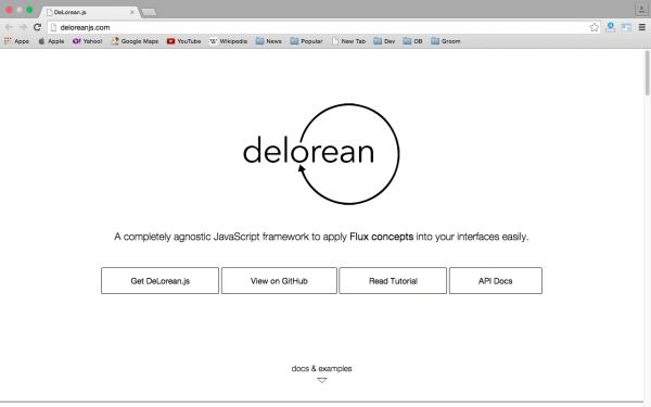 best fresh web development tools for march 2015- deloreans