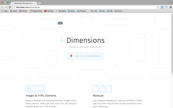 best fresh web development tools for march 2015 - dimension