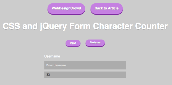best jQuery form validation plugins  - form-animation