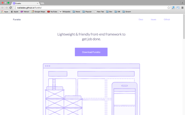 best tools and libraries for responsive web  - furatto