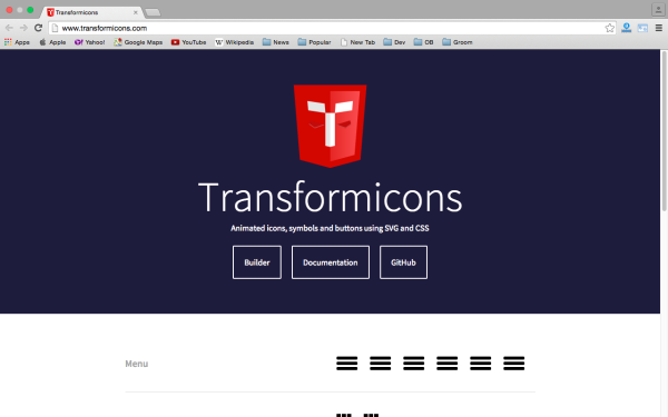 best fresh web development tools for march 2015 - transformicons
