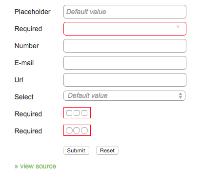 best jQuery form validation plugins - validval