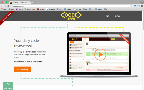 best code review tools for programmers  - codeberg