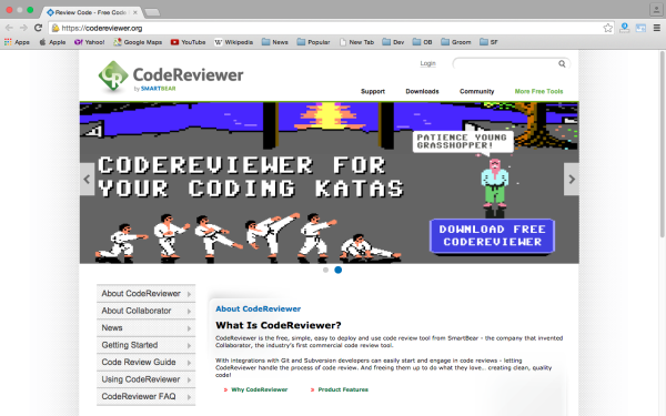 best code review tools for programmers  - codereviwer