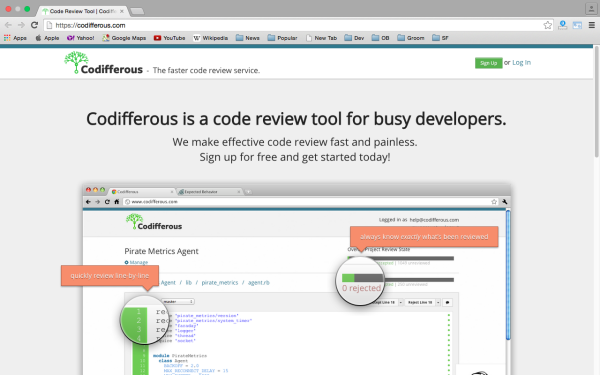 best code review tools for programmers  - codifferous