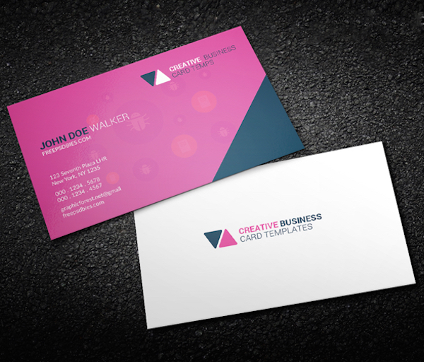 40 latest free business card psd templates devzum free business card psd templates cheaphphosting Image collections