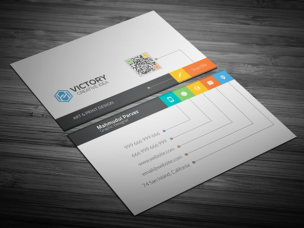40 latest free business card psd templates devzum free creative business card reheart Images
