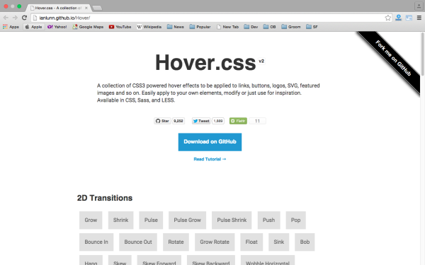 best css animation tools  - howercss