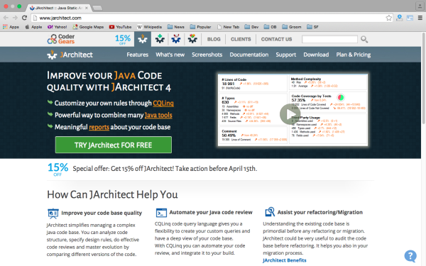 best code review tools for programmers  - jarcitect