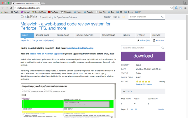 best code review tools for programmers  - malevich