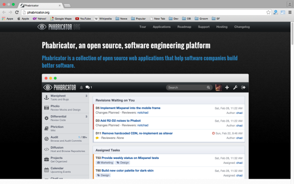 best code review tools for programmers  - pfabricator