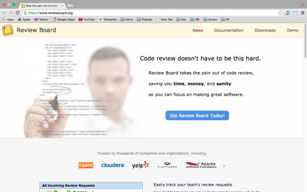 best code review tools for programmers  - reviewboard