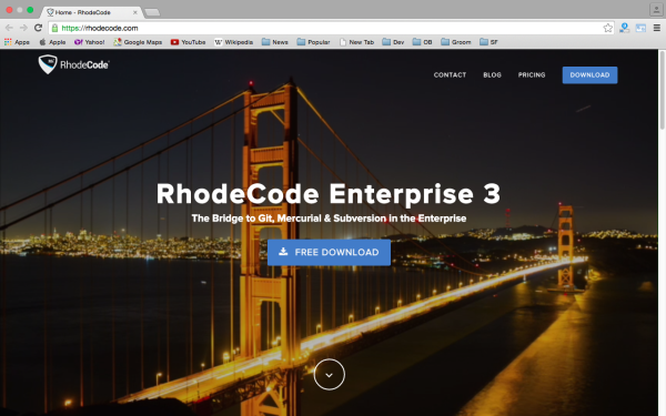 best code review tools for programmers - rhodecode