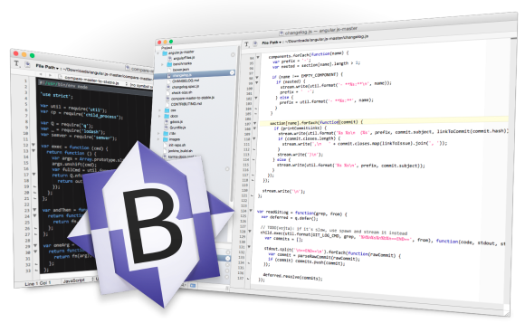 bbedit - best HTML editors for web developers