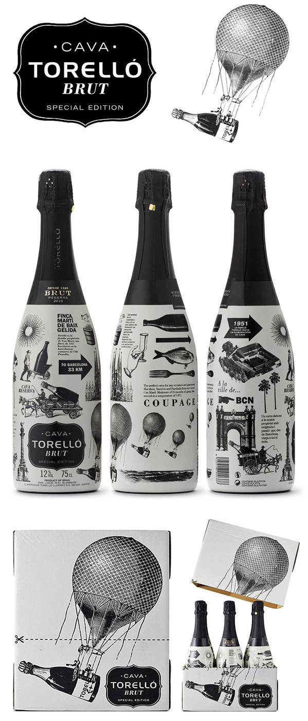 creative-bottle-lablel-designs