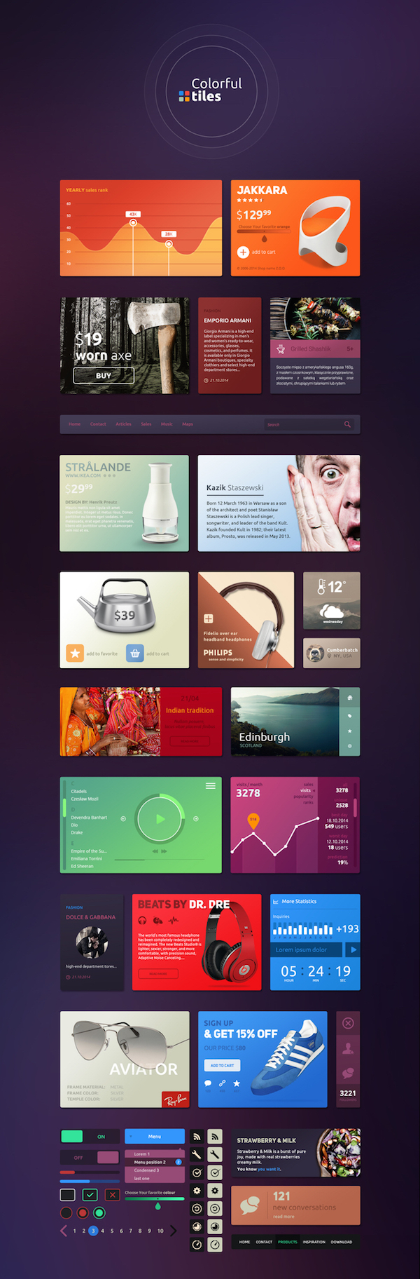 free-mobile-ui-psd-kits